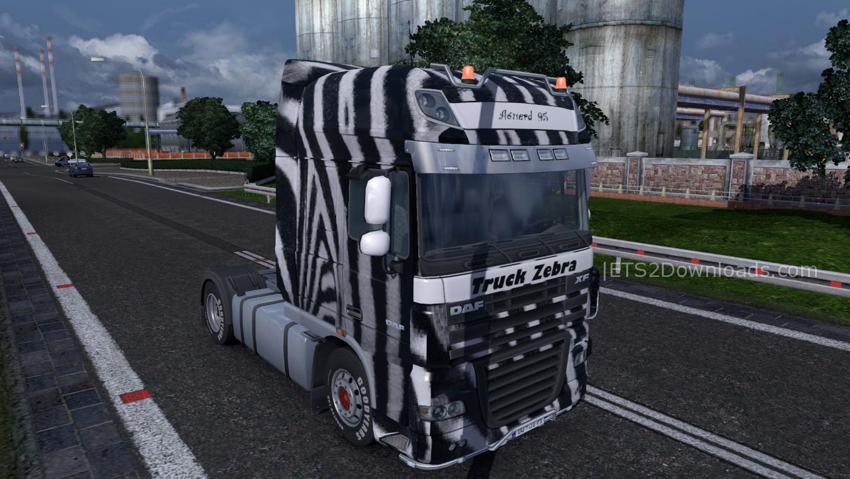 zebra-skin-for-daf-xf