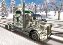 army-skin-for-kenworth-t800