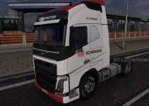 db-schenker-skin-for-volvo-fh-2012