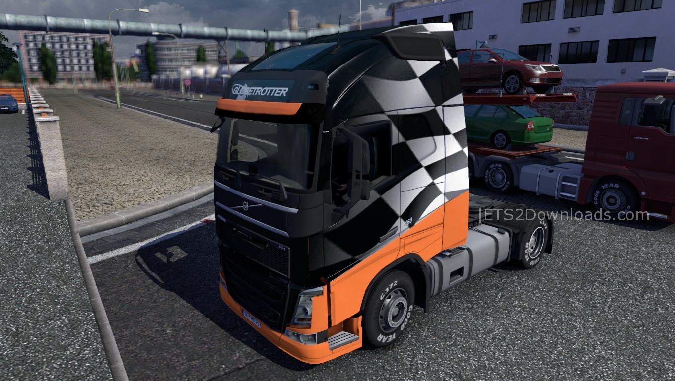 orange-racing-skin-for-volvo