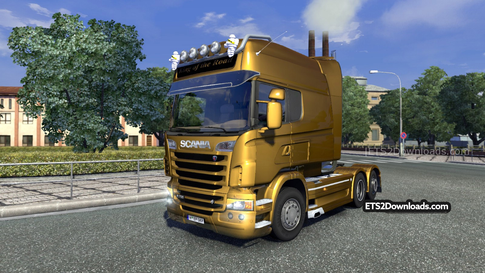 Scania R Longline V1 2 Review Ets 2 Mods Ets2downloads
