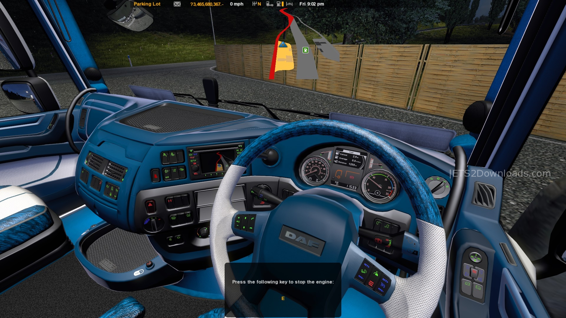 blue-interior-and-dashboard-for-daf-euro-6
