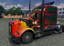 hot-road-skin-for-kenworth-t800