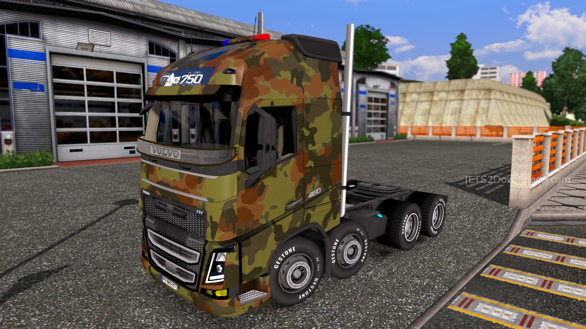 army-skin-for-volvo-fh-2013