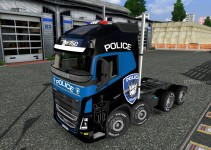 police-skin-for-volvo-fh-2013