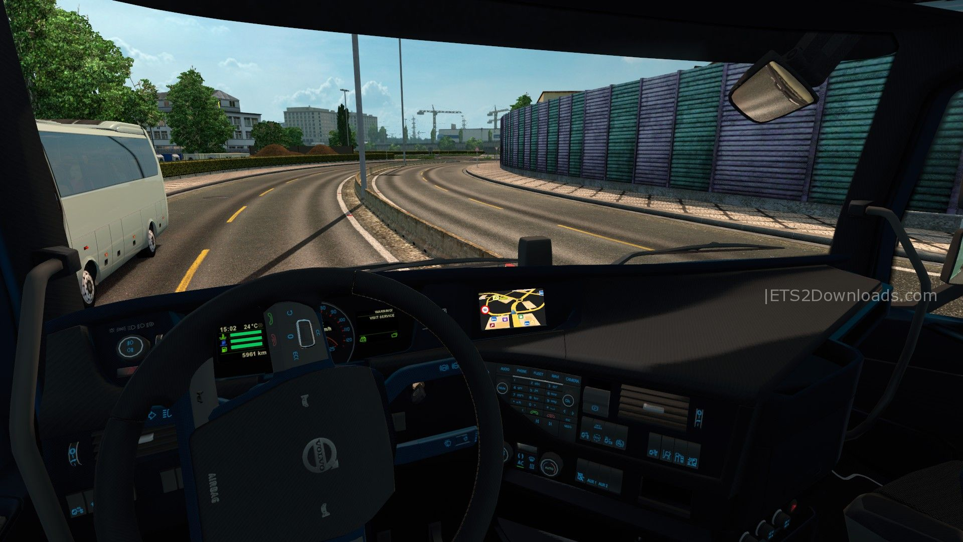 Awesome Euro Truck Simulator 2 Blog Air Force Blue