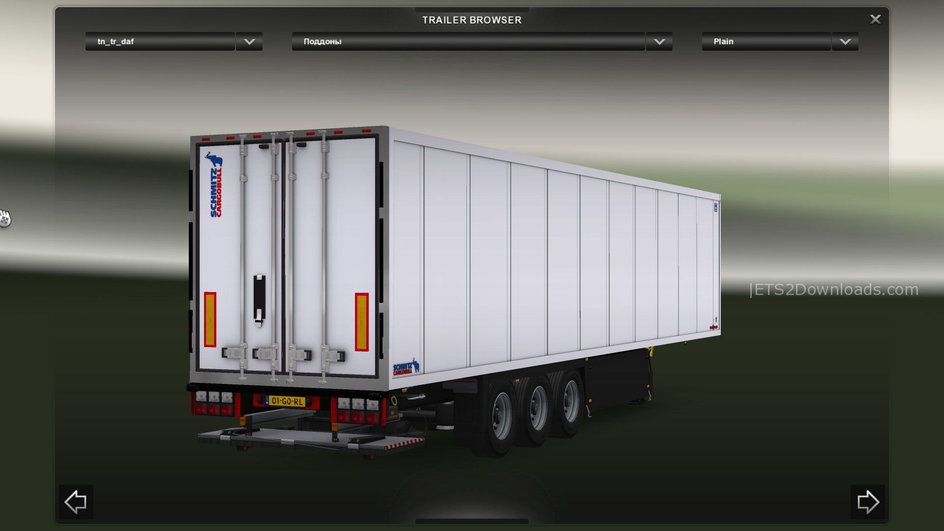 How to install ats mods mod for american truck simulator ats - Daf Xf 105 Ssc Ets 2 Mods Ets2downloads