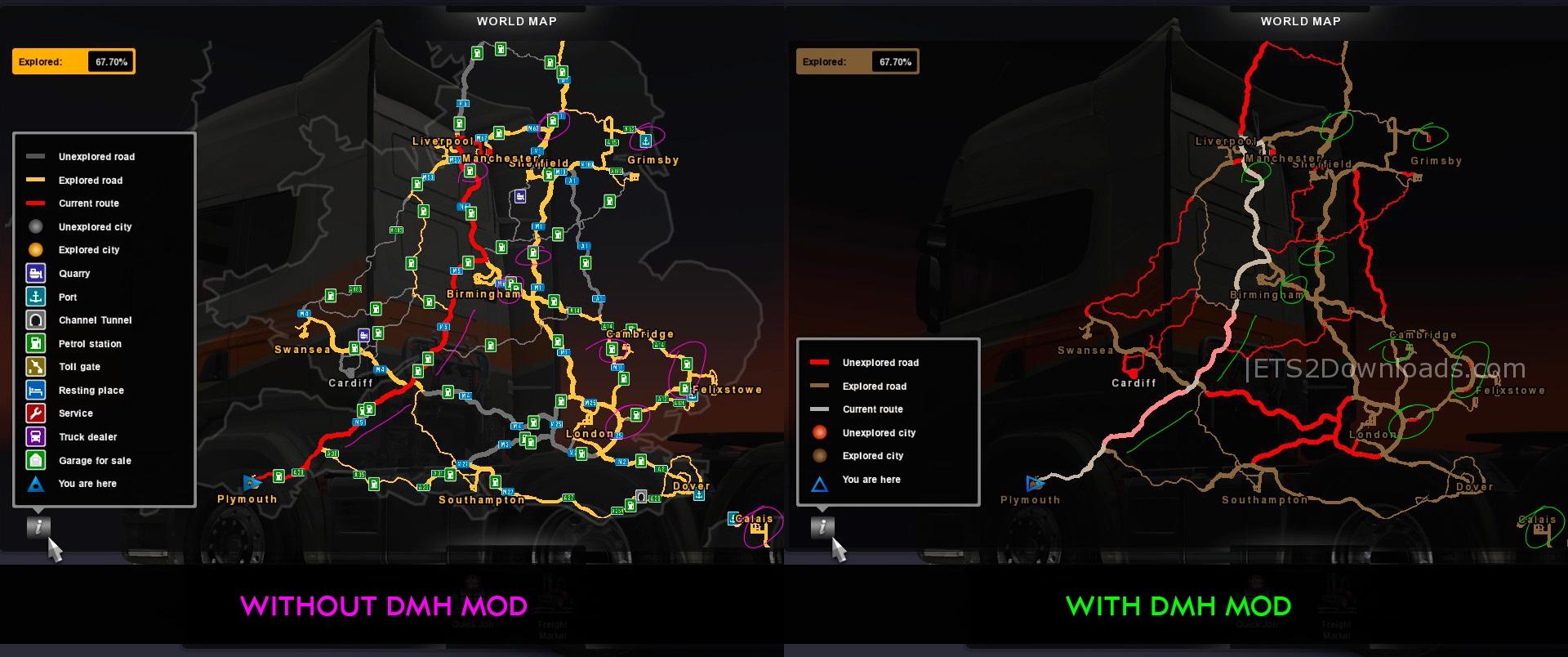 discovery-map-helper-mod