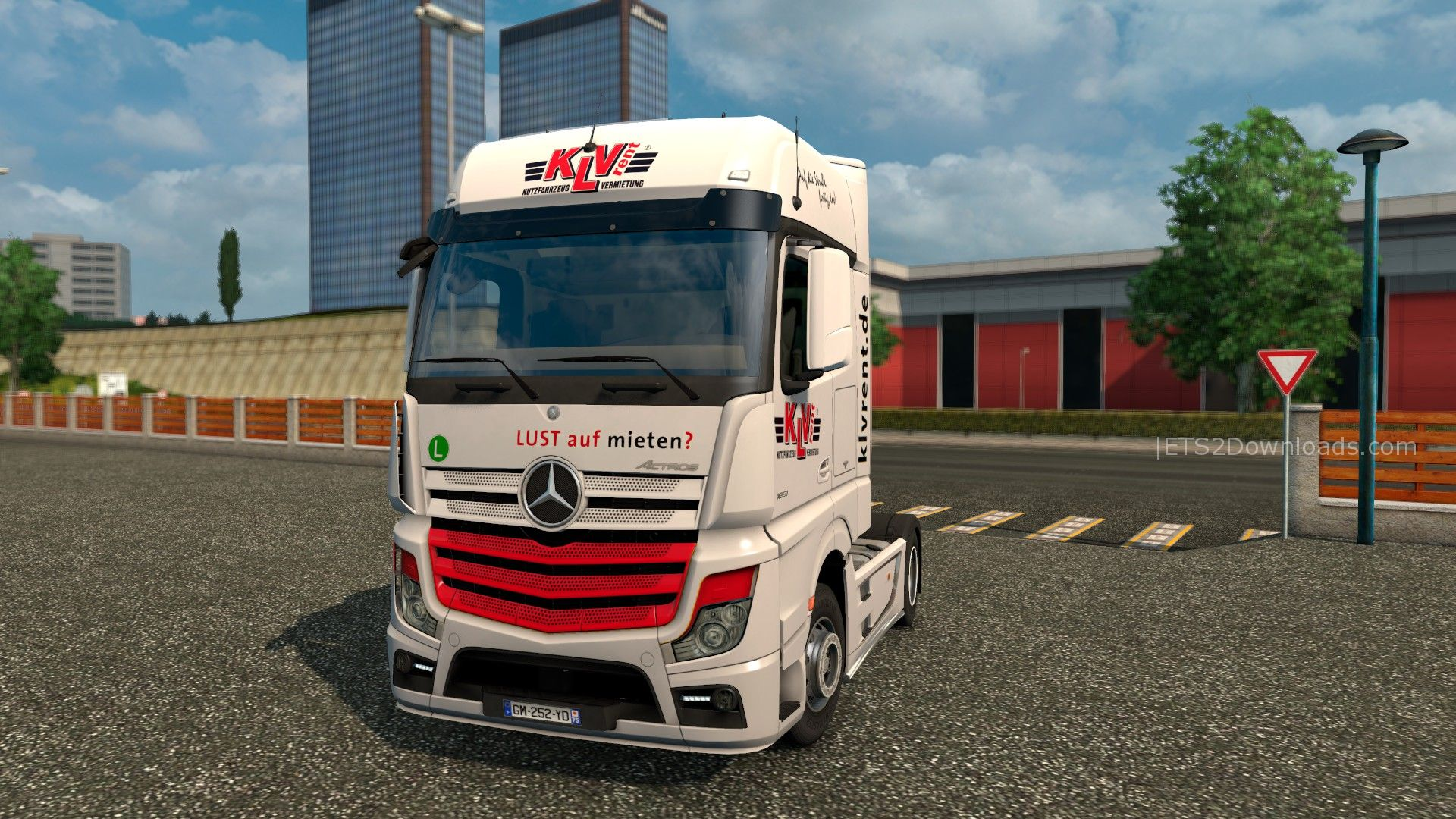 klv-rent-skin-for-mercedes-benz-actros-mpiv