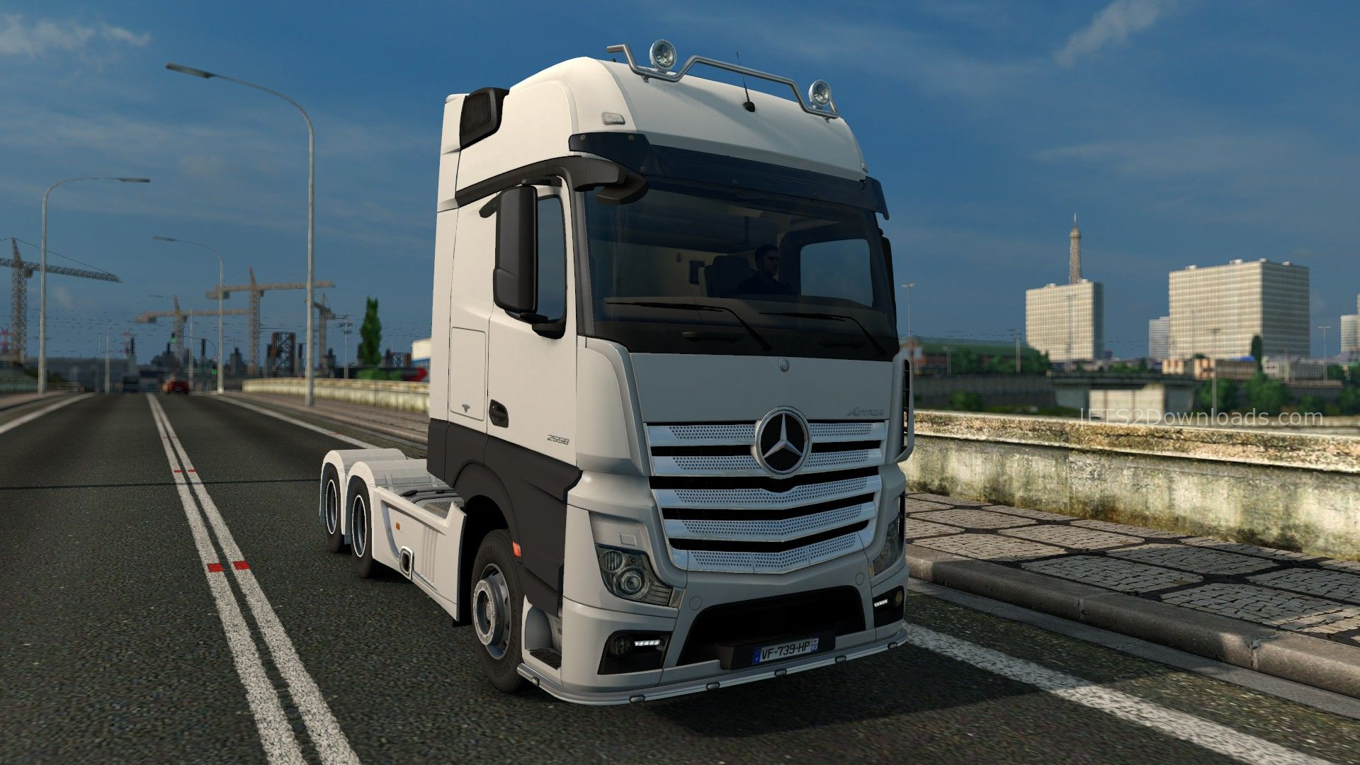 mercedes benz actros mpiv euro truck simulator 2 mods. Black Bedroom Furniture Sets. Home Design Ideas