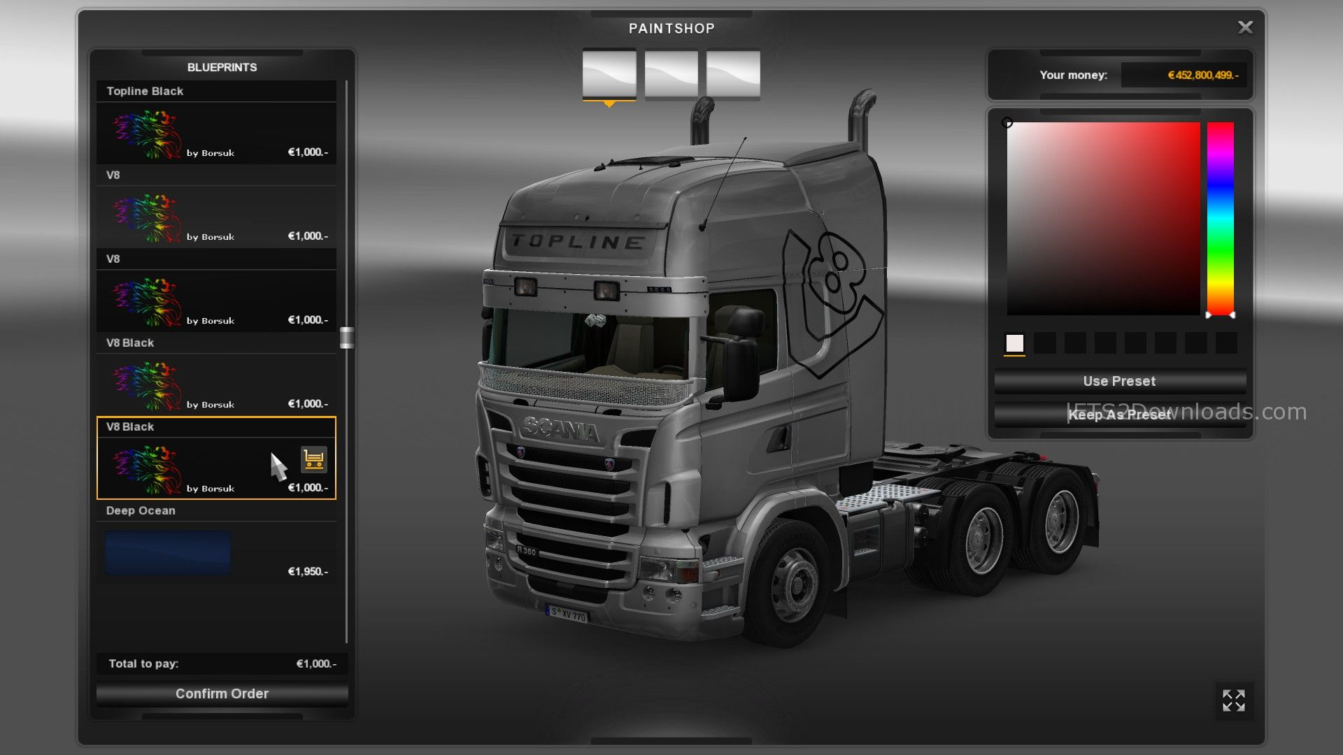 borsuk-metallic-skin-pack-for-scania-rjl-1