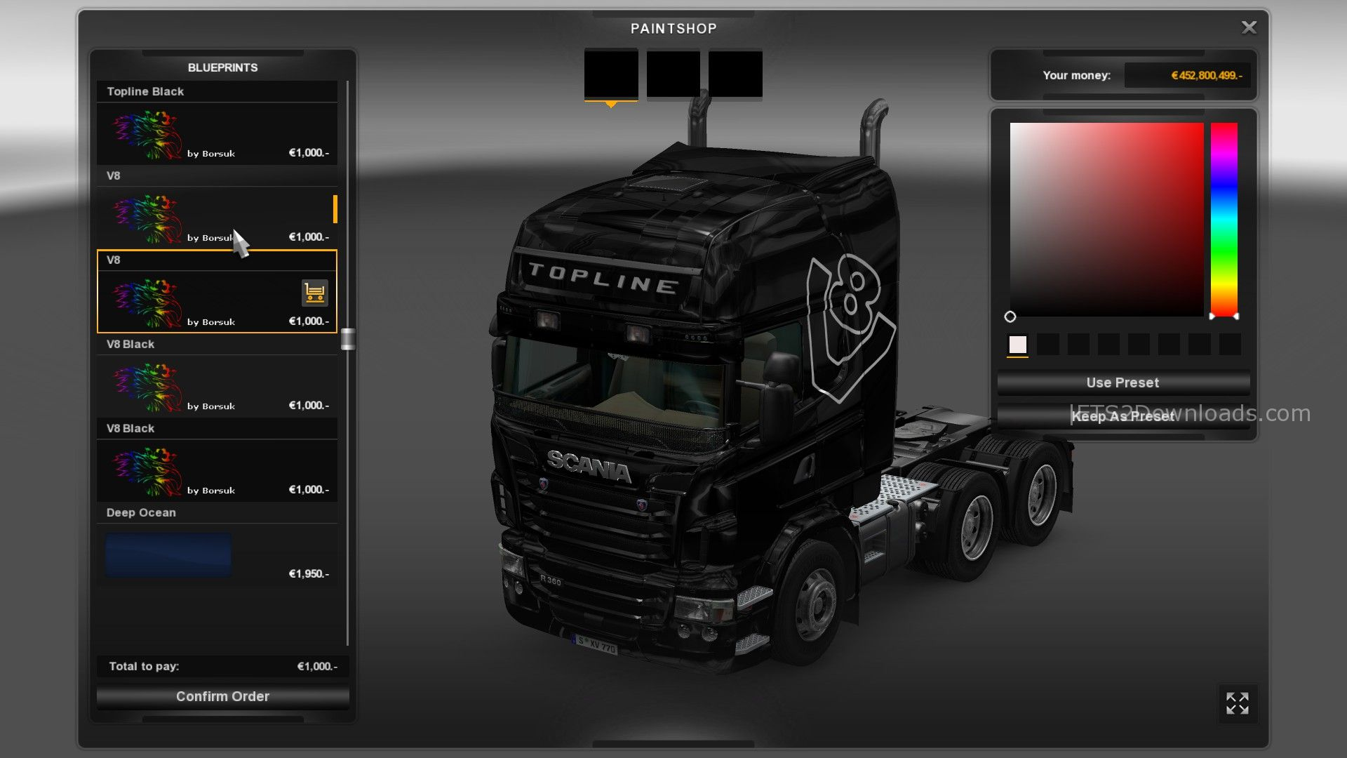 borsuk-metallic-skin-pack-for-scania-rjl-2