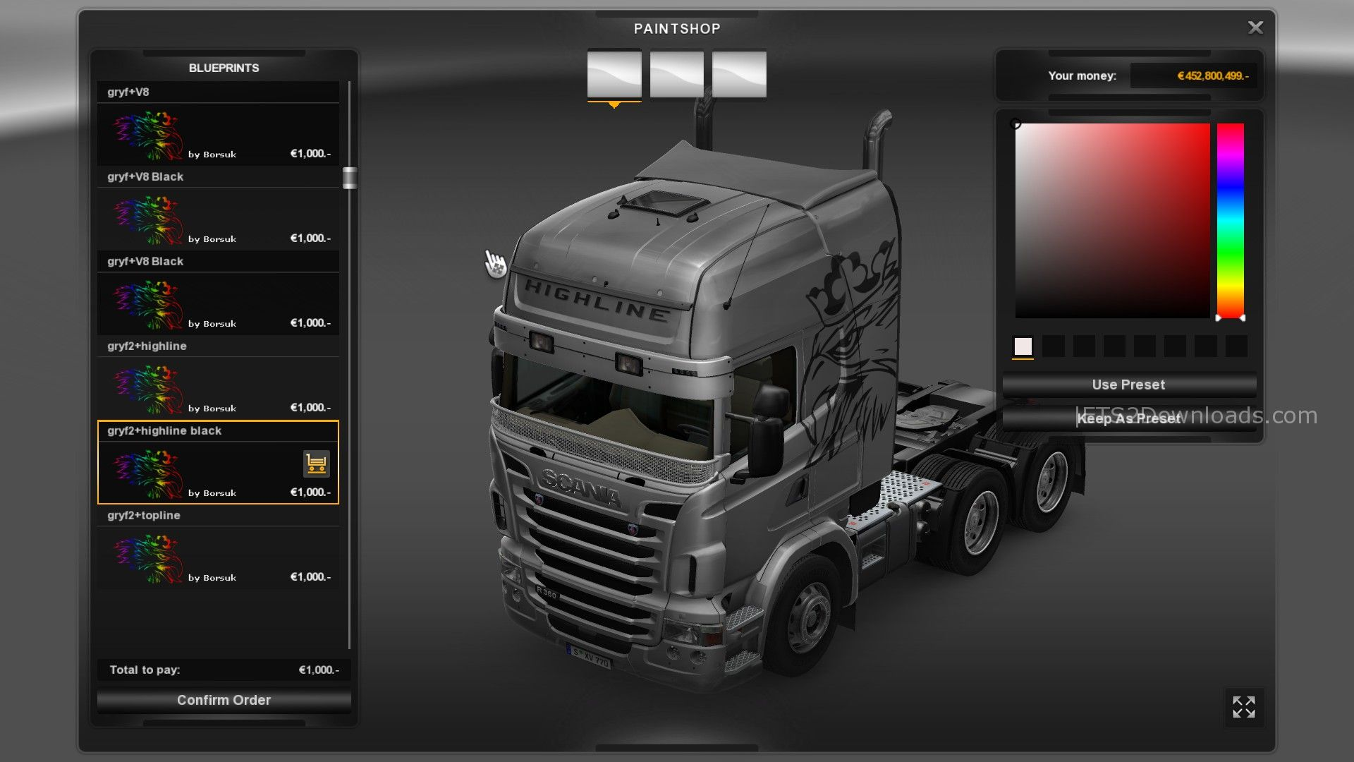 borsuk-metallic-skin-pack-for-scania-rjl-3