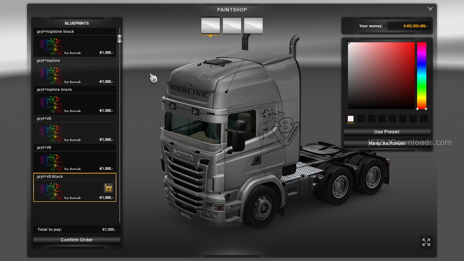borsuk-metallic-skin-pack-for-scania-rjl-4