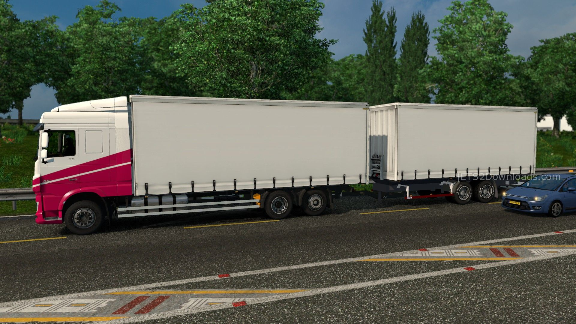Top 12 Euro Truck Simulator 2 1 31 Download All Dlc