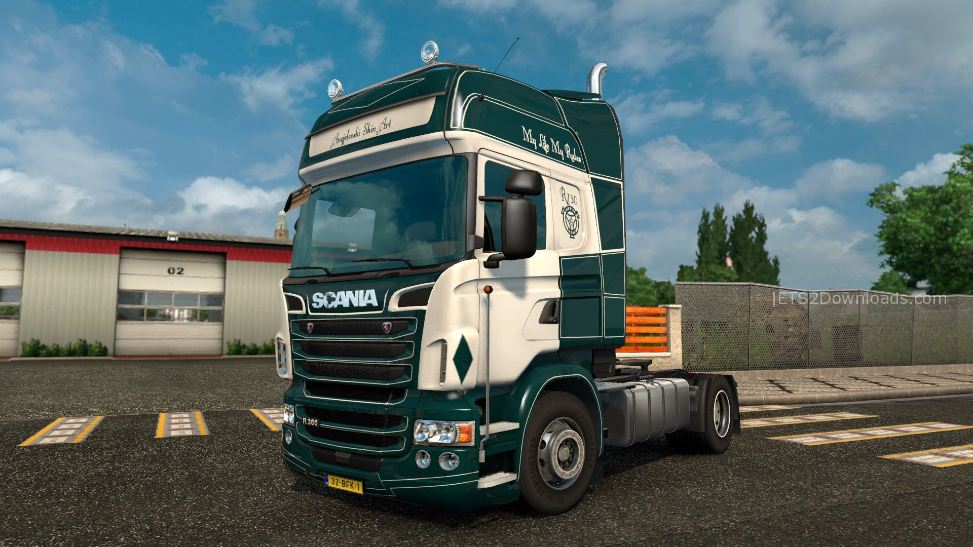 green-beast-skin-for-scania-rjl