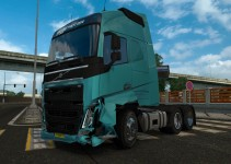 crashed-volvo-fh-2012