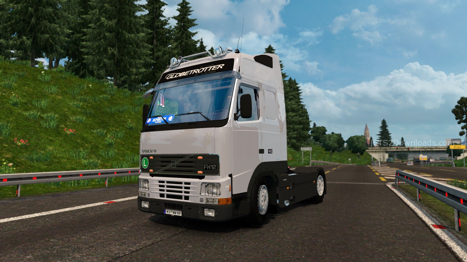Volvo FH12-2