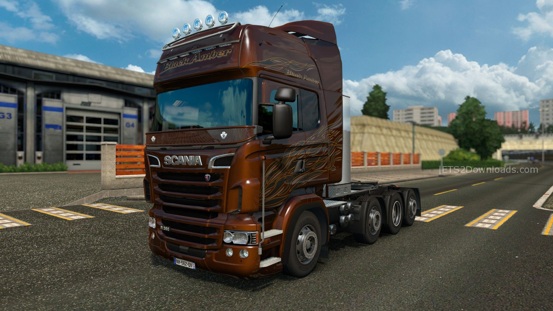 black-amber-skin-for-scania-rjl