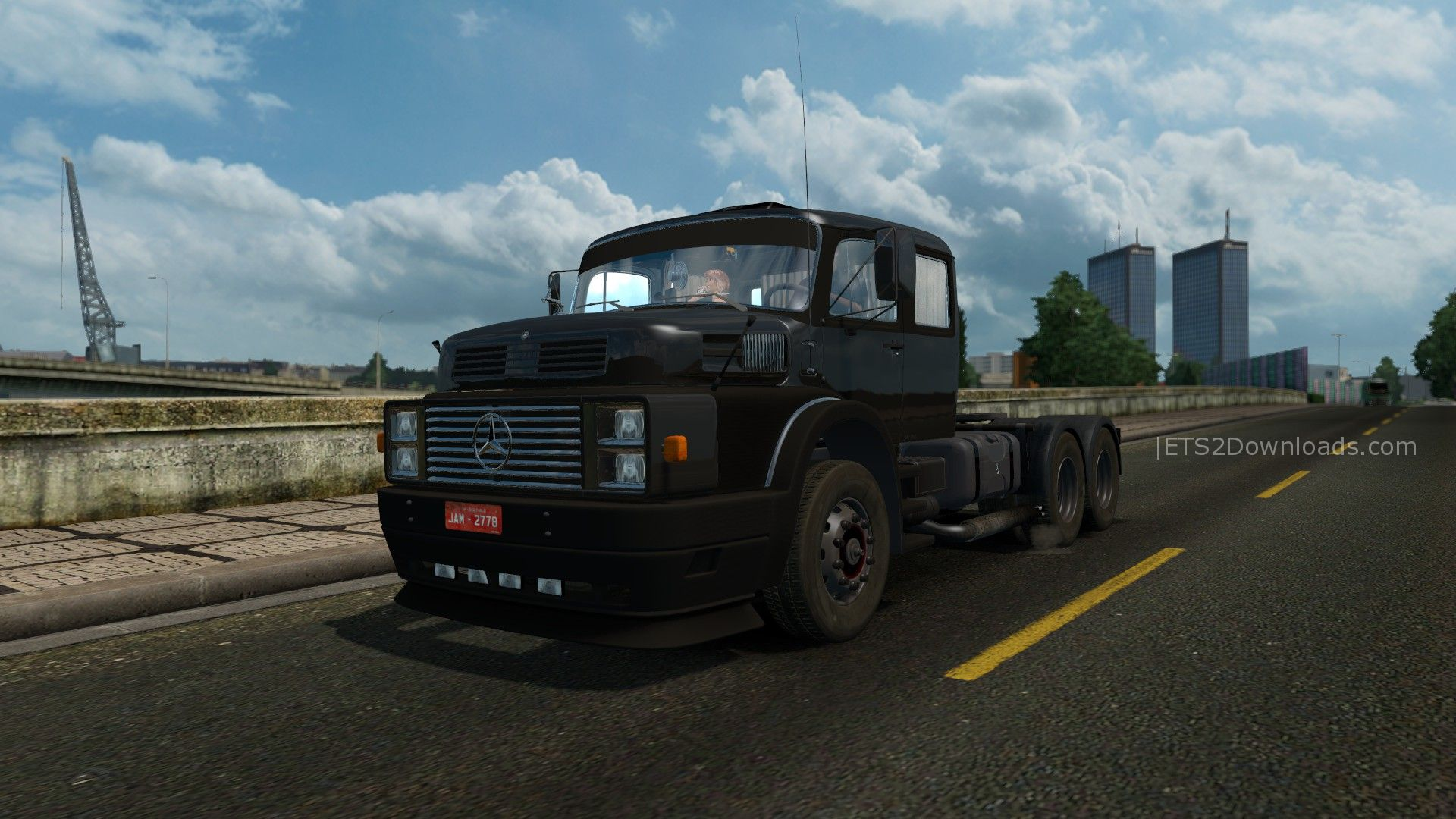 Mercedes benz ls 1934 euro truck simulator 2 mods for Mercedes benz trucks
