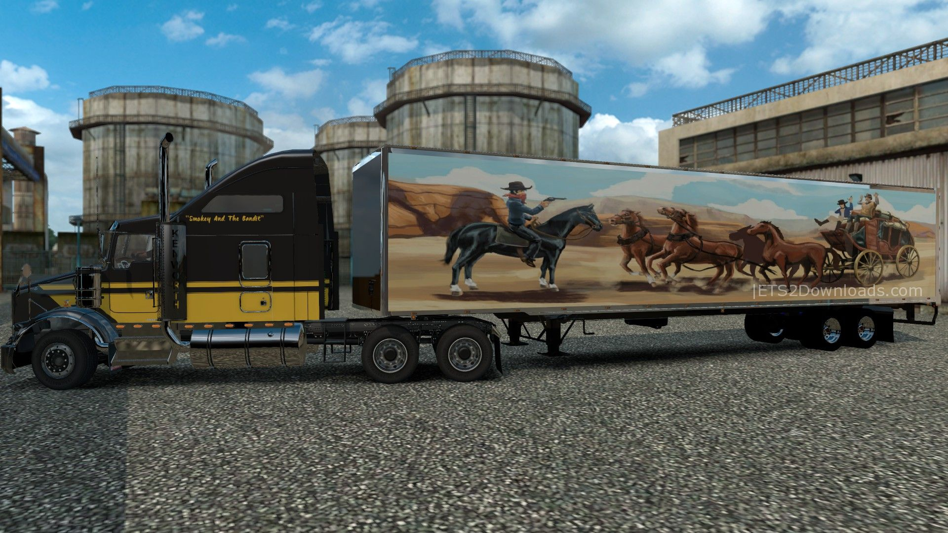 smokey-and-the-bandit-skin-pack-for-kenworth-t800-1