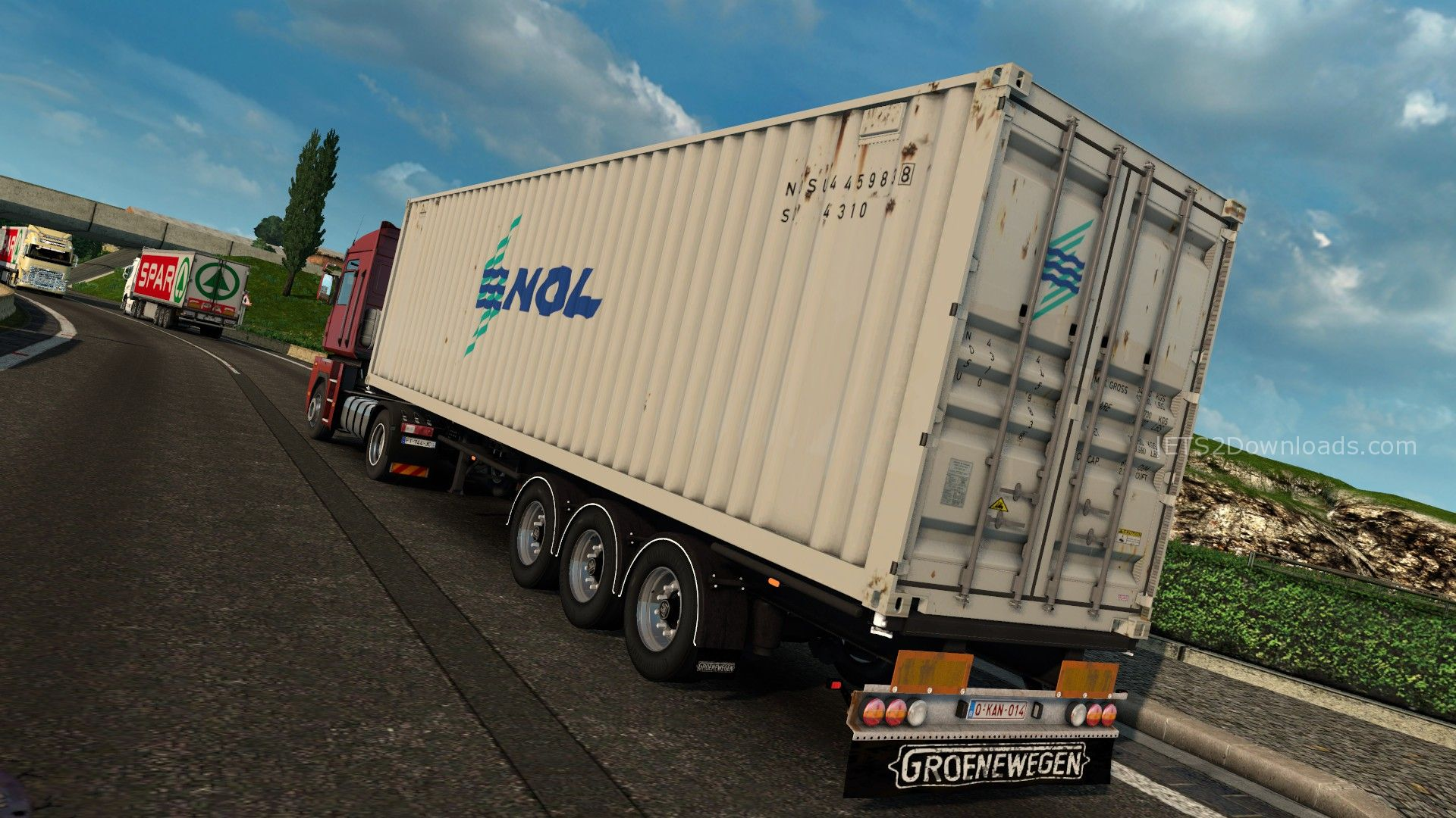 nol-shipping-container