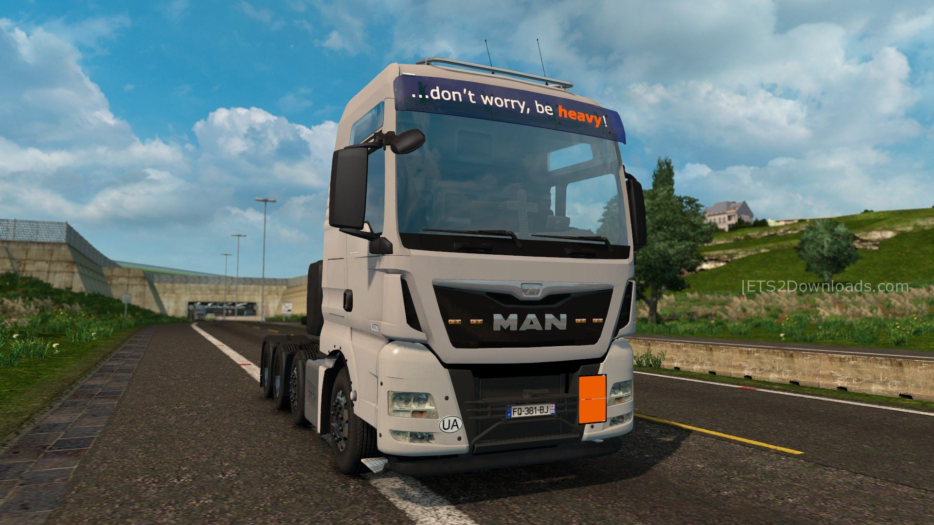 man tgx euro 6 by madster v1 5 euro truck simulator 2 mods. Black Bedroom Furniture Sets. Home Design Ideas