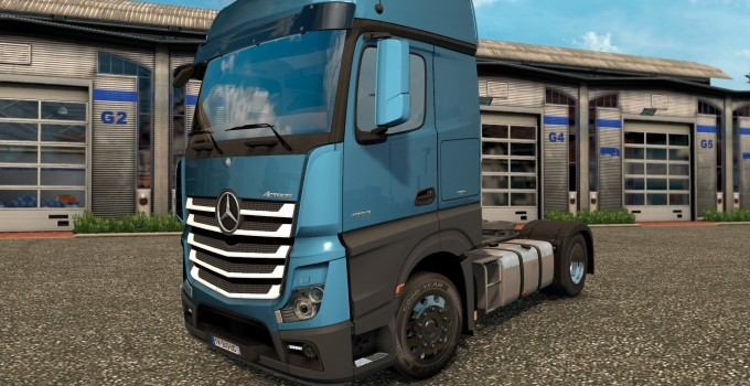 Tuning parts ets2 mods euro truck simulator 2 downloads for Mercedes benz truck parts