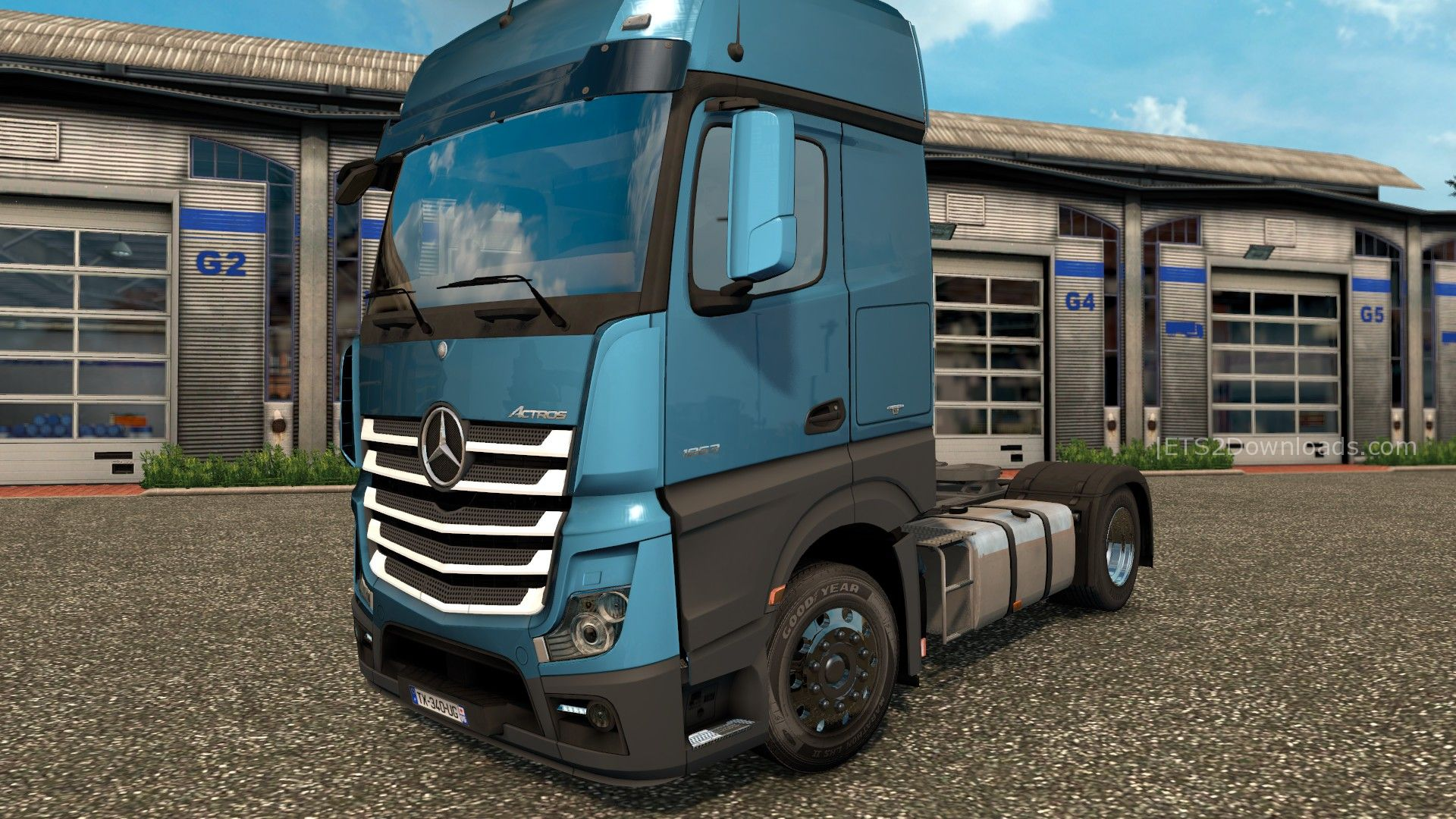 Mercedes Benz Truck Parts Uk