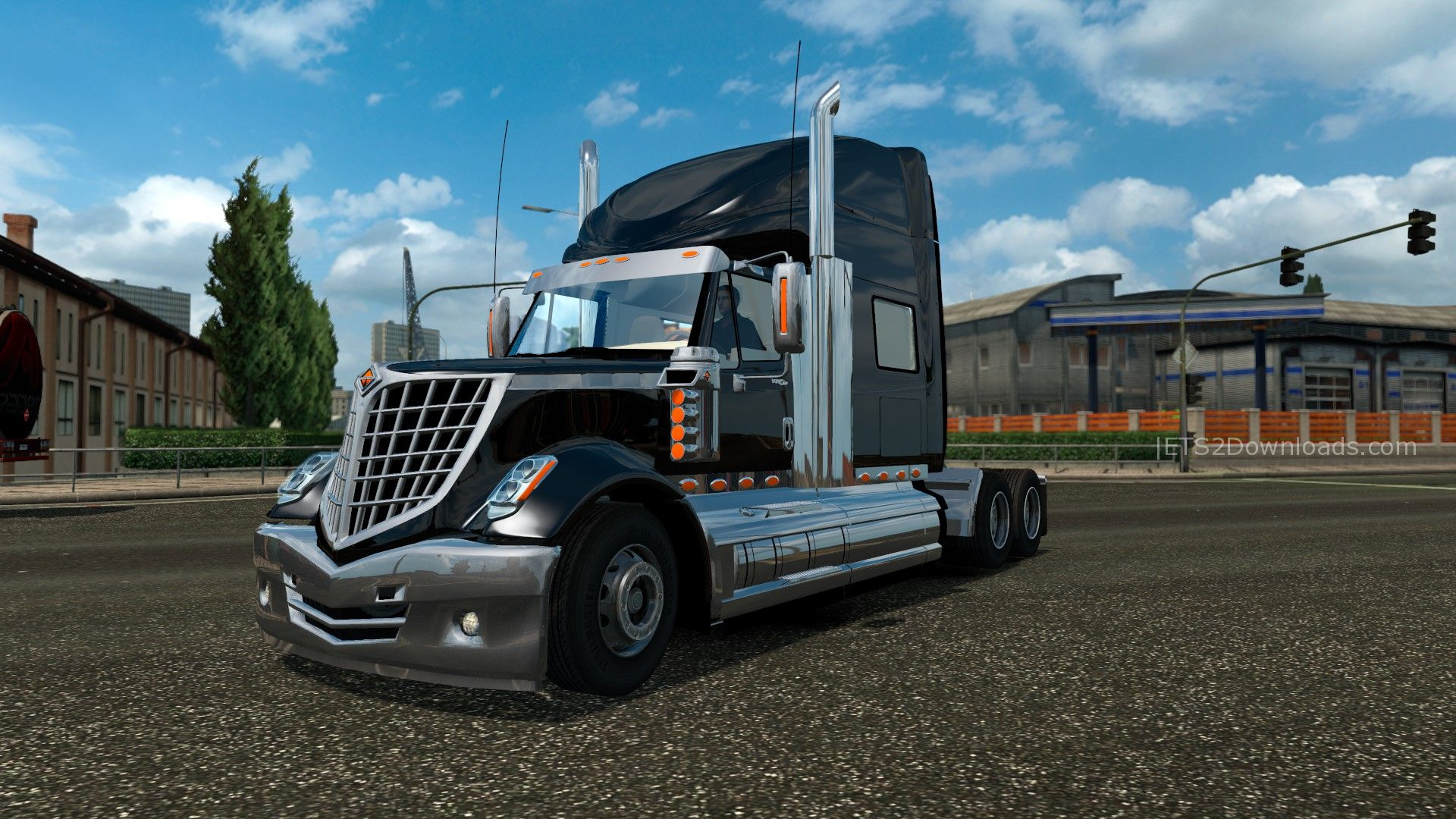 Volvo Truck Parts >> International Lonestar - ETS 2 Mods | ETS2Downloads