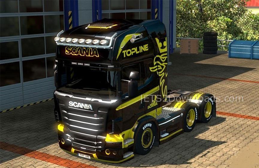scania-r-topline-black-yellow-skin-1