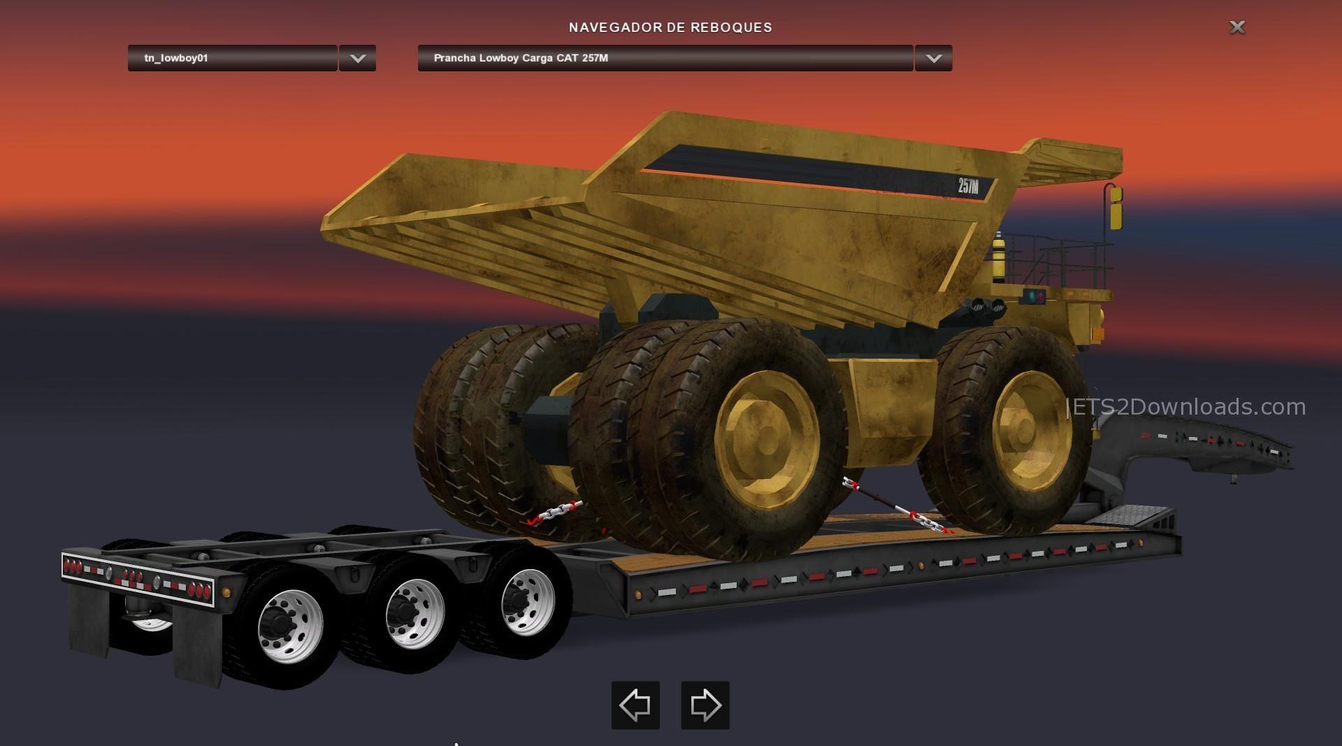 trailer-lowboy-cat-257m-2