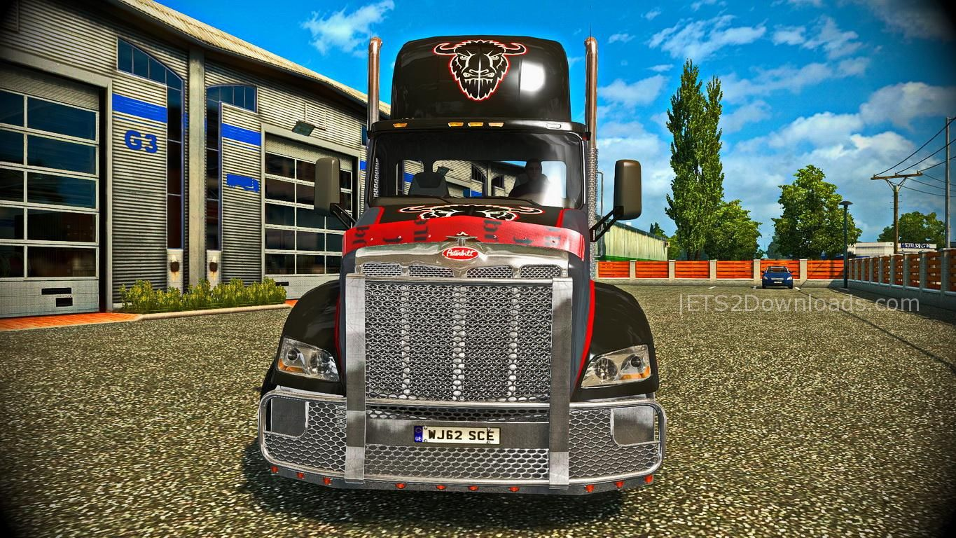 peterbilt 579 euro truck simulator 2 mods. Black Bedroom Furniture Sets. Home Design Ideas